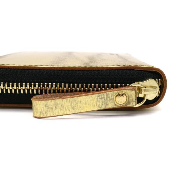吉田カバン ポーター 財布 二つ折り財布 ラウンドファスナー フォイル PORTER FOIL メンズ ポ-タ- 195-01330【送料無料】ポーター シルバー(11)