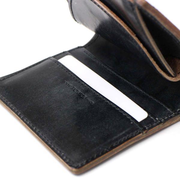 ポーター 吉田カバン ポ-タ- カジノ PORTER CASINO 二つ折り財布 財布 サイフ メンズ レディース 吉田かばん 214-04620【送料無料】ポーターバッグ ブラック