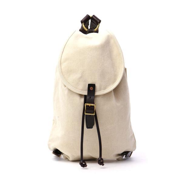 スロウ ナップサック SLOW COLORS カラーズ Napsac リュックサック メンズ レディース 帆布 300S50E ホワイト(01)