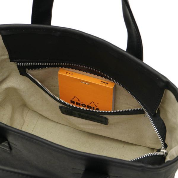 スロウ トートバッグ SLOW smooth horse スムースホース tool tote bag S トート 小さめ A5 本革 馬革 メンズ レディース 300S79G チョコ(23)