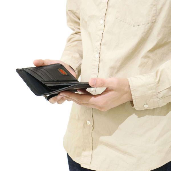 吉田カバン ポーター ランバー PORTER LUMBER 二つ折り財布 財布 メンズ レディース 吉田かばん 301-04030【送料無料】ポーターバッグ ブラウン(60)