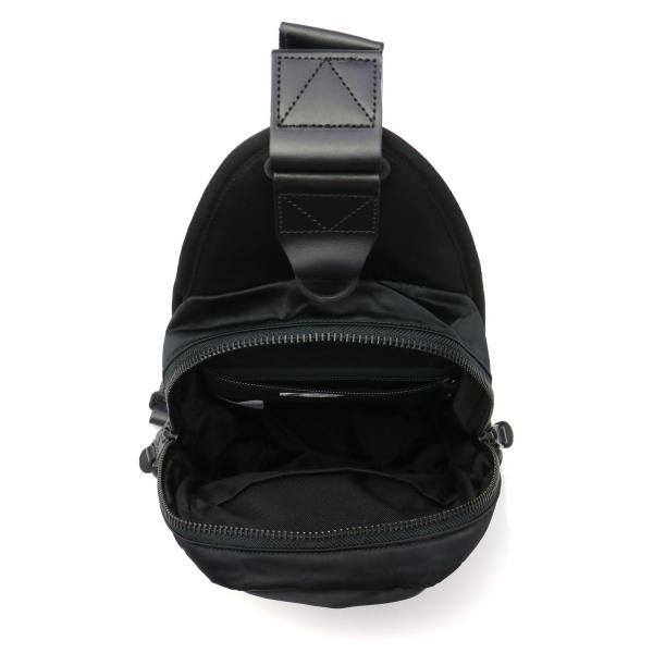 マキャベリック バッグ MAKAVELIC ボディバッグ メンズ LIMITED EXCLUSIVE COCOON BODY BAG コクーンボディバッグ  カジュアル 3108-10301 BLACK