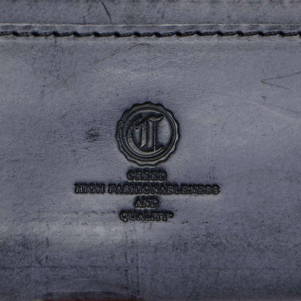 クリード Creed 長財布 HAKU ハク メンズ レディース 本革 312C784【送料無料】 ブラック(10)