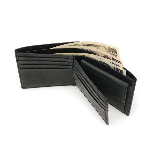 bb24c7ee7628 ... Lee 財布 LEE リー rock 二つ折り財布 ロック 小銭入れあり レザー 本革 ウォレット ...