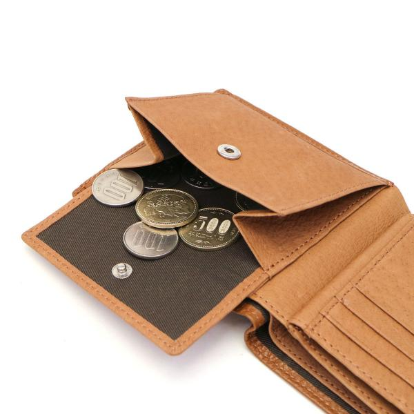 e006a1842f64 ... Lee 財布 LEE リー rock 二つ折り財布 ロック 小銭入れあり レザー 本革 ウォレット
