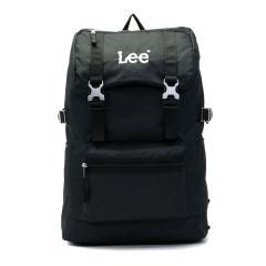 Lee リュック LEE リー バッグ million ミリオン デイパック バックパック A4 B4 大容量 メンズ レディース 軽量 通学 320-4800 ブラック(01)