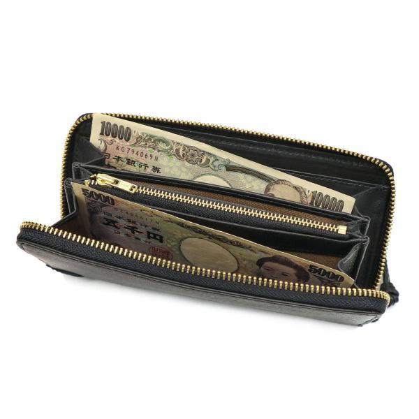 スロウ ボノ SLOW bono 長財布 ラウンドファスナー 333S11404【送料無料】 ブラック