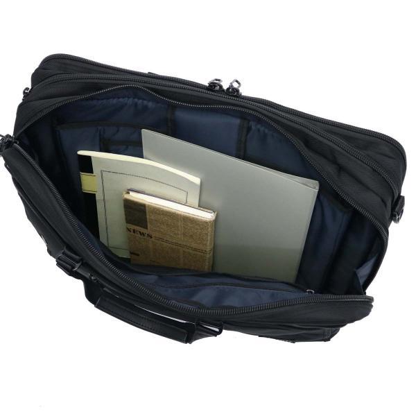 アルファインダストリーズ バッグ 3WAYガーメントバッグ(A3対応) ALPHA INDUSTRIES ビジネスバッグ メンズ 通勤 出張 40063 ネイビー