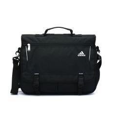 アディダス 3WAYショルダーバッグ adidas リュックサック 斜めがけ 軽い スクールバッグ レッスンバッグ B4 通学 14L メンズ 中学生 高校生 47606 ブラック(01)