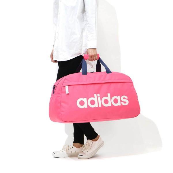【セール】アディダス ボストンバッグ adidas スクールバッグ ボストン 2WAY バッグ スポーツ 38L レディース メンズ 中学生 高校生 修学旅行 林間学校 臨海学校 部活 47897 ネイビーxグリーン(04)