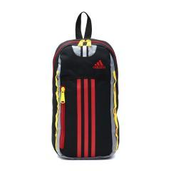 【セール】アディダス ボディバッグ adidas キッズ 男の子 女の子 ワンショルダーバッグ バッグ ジュニア 子供 スクール 小学生 カジュアル スポーツ 47944 ブラック(01)
