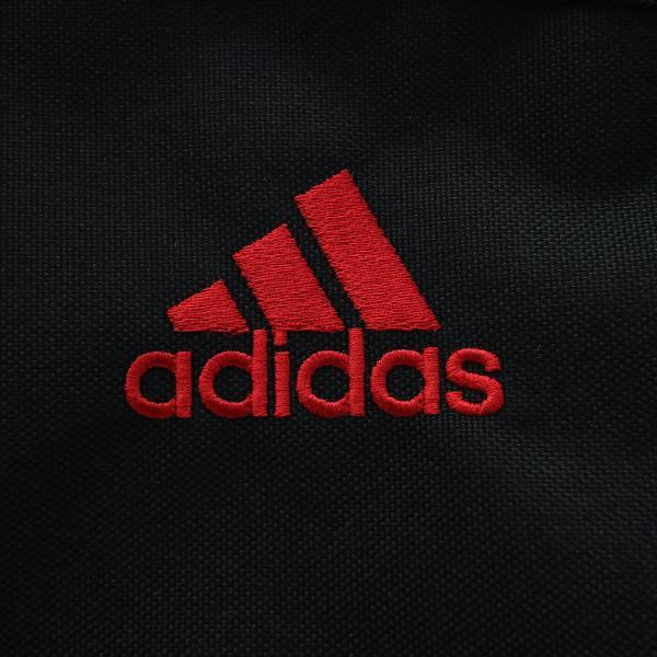 【セール】アディダス バッグ adidas キッズ ボストンバッグ 2WAYボストンバッグ ななめ掛けバッグ 46L ジュニア 子ども 旅行 合宿 スポーツ 男の子 スクール 小学生 47949 ブラック(01)