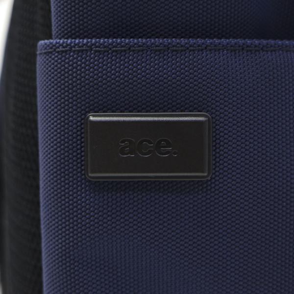 【セール】エースジーン ビジネスバッグ ace.GENE クロスタイド CROSS TIDEs リュック 防水 ビジネスリュック A4 通勤 出張 ナイロン メンズ エース 54676 ブラック(01)