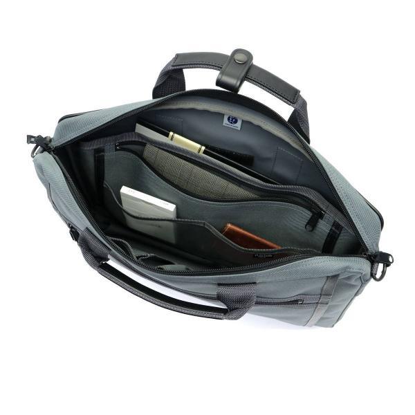 吉田カバン ポーター ビジネスバッグ クリップ PORTER CLIP 2WAY ブリーフケース  BRIEFCASE ショルダー ビジネス エキスパンダブル A4 通勤 メンズ レディース 550-08961 ブラック(10)