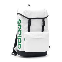 【セール30%OFF】アディダス リュックサック adidas スクールバッグ リュック デイパック 通学 バッグ スクール スポーツ 21L レディース メンズ 中学生 高校生 55052 ホワイト(06)