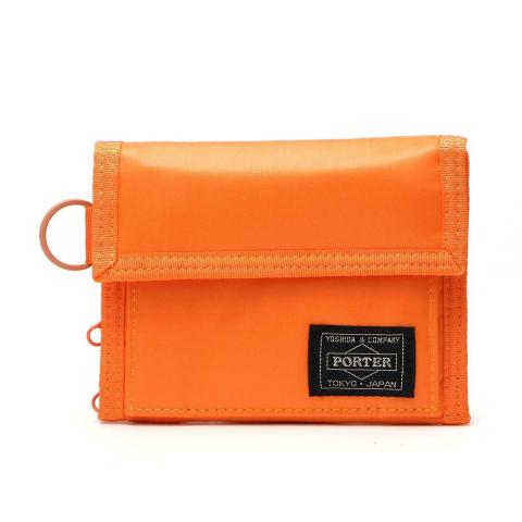 fa8044e5a84e 吉田カバン ポーター カプセル ポーター 財布 PORTER CAPSULE 三つ折り財布(小銭入れあり)