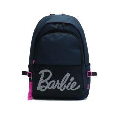 【セール】バービー リュック Barbie バッグ シエラ スクールバッグ リュックサック デイパック バックパック 通学 スクール スポーツ 18L A4 レディース 可愛い 中学生 高校生 55781 ネイビー(03)