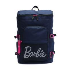 【セール】バービー リュック Barbie バッグ シエラ スクールバッグ リュックサック スクエアタイプ デイパック バックパック 通学 スクール スポーツ 19L B4 レディース 可愛い 中学生 高校生 55782 ネイビー(03)