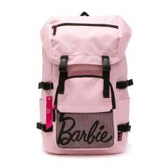 【セール】バービー リュック Barbie バッグ シエラ スクールバッグ リュックサック フラップタイプ デイパック バックパック 通学 スクール スポーツ 17L B4 レディース 可愛い 中学生 高校生 55783 ピンク(11)