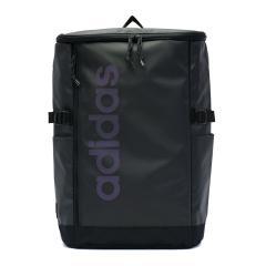 アディダス リュック adidas バックパック デイパック スクエア 31L A4 B4 A3 通学 大きめ 大容量 高校生 スクールバッグ メンズ レディース 55832 ブラック(01)