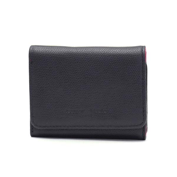 ツモリチサト 財布 tsumori chisato CARRY 三つ折り財布 トリロジー レディース 小銭入れあり ブランド 57946 ネイビー(15)