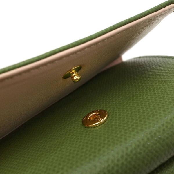 ツモリチサト 財布 tsumori chisato CARRY 三つ折り財布 トリロジー レディース 小銭入れあり ブランド 57946 グリーン(07)