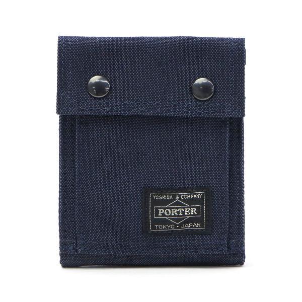 62a61e876b6b 吉田カバン ポーター スモーキー PORTER SMOKY ポ-タ- 二つ折り財布 財布 メンズ レディース