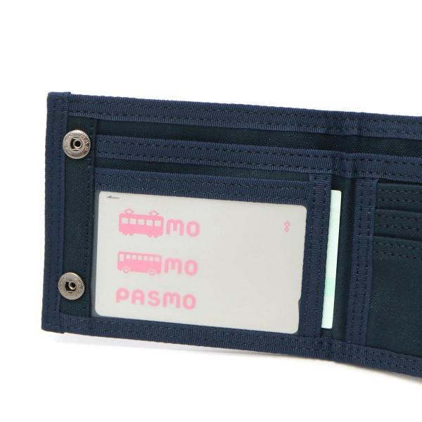 463e05c3581e ... 吉田カバン ポーター スモーキー PORTER SMOKY ポ-タ- 二つ折り財布 財布 メンズ レディース ...