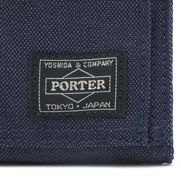 7b87b4d00509 ... 吉田カバン ポーター スモーキー PORTER SMOKY ポ-タ- 二つ折り財布 財布 メンズ レディース