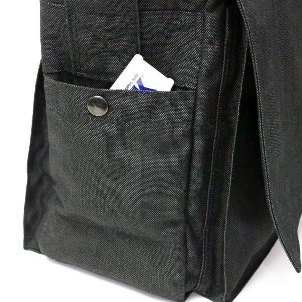 吉田カバン ポーター スモーキー PORTER SMOKYフラップショルダーバッグ(L) 吉田かばん 592-06580【送料無料】ポーターバッグ ブラック(10)