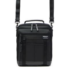 【正規品1年保証】バーマス ショルダーバッグ BERMAS ビジネスバッグ 斜めがけ BAUER3 バウアー3 B5 通勤 ビジネス メンズ 60065 ブラック(10)