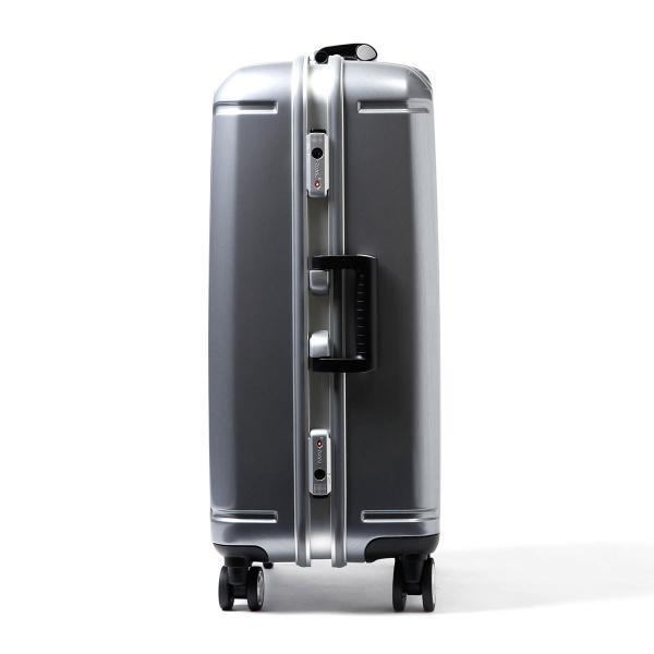 バーマススーツケースBERMASバーマススーツケースプレステージ2PRESTIGEIIキャリーケースフレーム52L小型SサイズTSAロック3~5泊程度4輪ハード軽量旅行カバン旅行バッグ60265 シルバー(22)