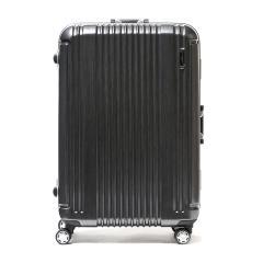 【正規品1年保証】バーマス スーツケース BERMAS バーマス スーツケース プレステージ2 PRESTIGE II キャリーケース フレーム 83L 大型 Lサイズ 7〜10泊 ハード 軽量 60266 ブラックヘアライン(71)