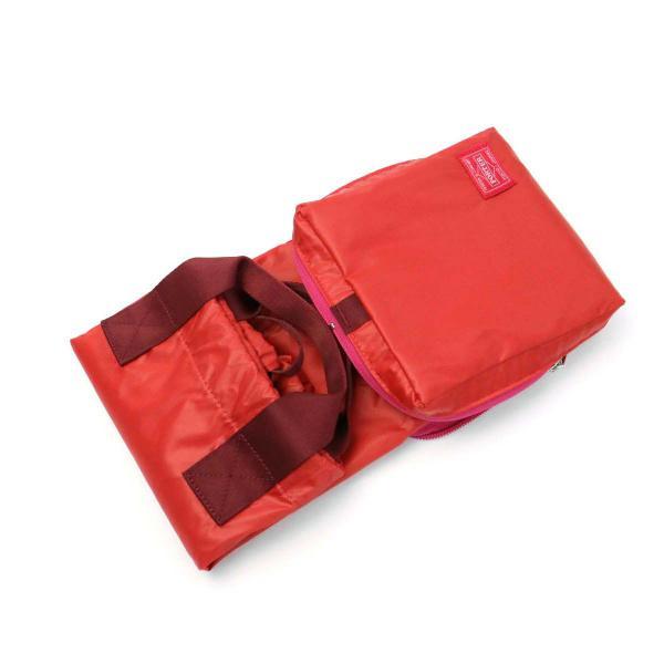 吉田カバン ポーター スナックパック ポーター ナップサック リュック PORTER SNACK PACK バッグ パッカブルナップサック 黒 旅行 トラベル パッカブル PACKABLE KNAPSACK メンズ レディース 日本製 609-18102 ブラック(10)