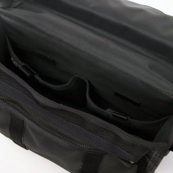 吉田カバン ポーター ヒート PORTER HEAT フラップショルダー(M) 703-06974 吉田かばん【送料無料】ポーターバッグ ブラック