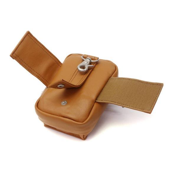 吉田カバン ポーター フリースタイル PORTER FREE STYLE ポーチ 吉田かばん 707-08224【送料無料】ポーターバッグ ブラウン