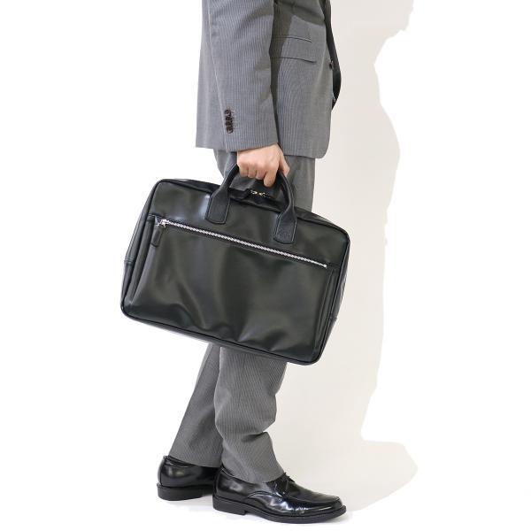吉田カバン ポーター リアル PORTER REAL ブリーフケース ビジネスバッグ (a4対応) 820-07264【送料無料】ポーターバッグ ブラック