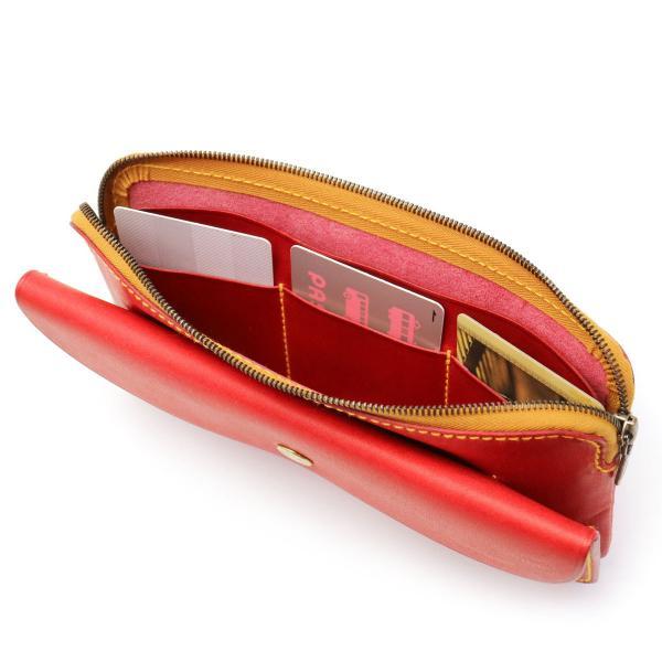 33cc81444685 ... アーツアンドクラフツ 財布 ARTS&CRAFTS 長財布 ELBAMATT ACC TWIN PURSE LONG 薄い 薄型 革 本 ...