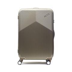 【正規品3年保証】 サムソナイト アメリカンツーリスター スーツケース AMERICAN TOURISTER Air Ride Spinner 76 86L Lサイズ 7泊 10泊 1週間 エアー ライド スピナー76 Samsonite DL9-006 マットライトゴールド