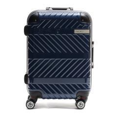 ACE DESIGNED BY ACE IN JAPAN スーツケース  エース デザインド バイ エース イン ジャパン ace. キャリーケース パラレル 機内持ち込み 31L 1~2泊 小型 Sサイズ ハード 旅行 トラベル 06296 ネイビー(03)