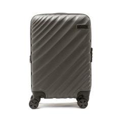 ACE DESIGNED BY ACE IN JAPAN スーツケース エース デザインド バイ エース イン ジャパン ace. キャリーケース OVAL オーバル 機内持ち込み Sサイズ 拡張 36L 43L 1~2泊 06421 グレー(01)