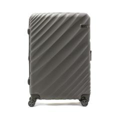 ACE DESIGNED BY ACE IN JAPAN スーツケース  エース デザインド バイ エース イン ジャパン ace. キャリーケース OVAL オーバル 90L 111L 拡張 Lサイズ 大容量 10泊 06423 グレー(01)