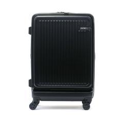 【5年保証】 ACE DESIGNED BY ACE IN JAPAN スーツケース エース デザインド バイ エース イン ジャパン ace. キャリーケース ジョリー 67L 5~6泊 PC収納 旅行 トラベル 06427 ブラック(01)