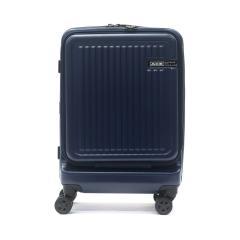 【5年保証】ACE DESIGNED BY ACE IN JAPAN スーツケース  エース デザインド バイ エース イン ジャパン ace. キャリーケース ジョリー 機内持ち込み 36L 1~2泊 小型 PC収納 ハード 旅行 トラベル 06425 ネイビー(03)