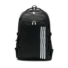 アディダス リュック adidas スクールバッグ リュックサック バックパック A4 B4 大容量 通学 部活 通学リュック スクール スポーツ 36L メンズ レディース 中学生 高校生 55874 ブラックxホワイト(02)