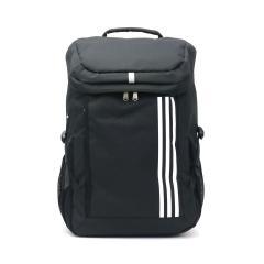 アディダス リュック adidas スクールバッグ リュックサック バックパック A4 B4 大容量 通学 バッグ スクール スポーツ 30L メンズ レディース 中学生 高校生 55872 ブラックxホワイト(02)