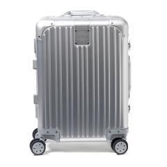 CARGO カーゴ スーツケース トリオ TRIO JET SETTER 機内持ち込み キャリーケース 4輪 旅行 AMW120(Sサイズ TSAロック 38L 1~3日程度) スターリングシルバー