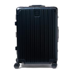 CARGO カーゴ スーツケース トリオ TRIO JET SETTER キャリーケース 4輪 旅行 AMW126(Mサイズ TSAロック 75L 6~7日程度) ミッドナイトブルー