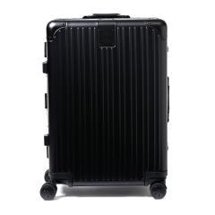 CARGO カーゴ スーツケース トリオ TRIO JET SETTER キャリーケース 4輪 旅行 AMW126(Mサイズ TSAロック 75L 6~7日程度) スモーキーブラック
