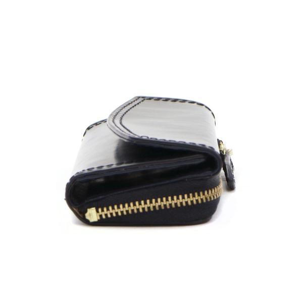 NELD ネルド キーケース メンズ レディース BRIDLE ブライドル 革 AN114 ブラック(10)